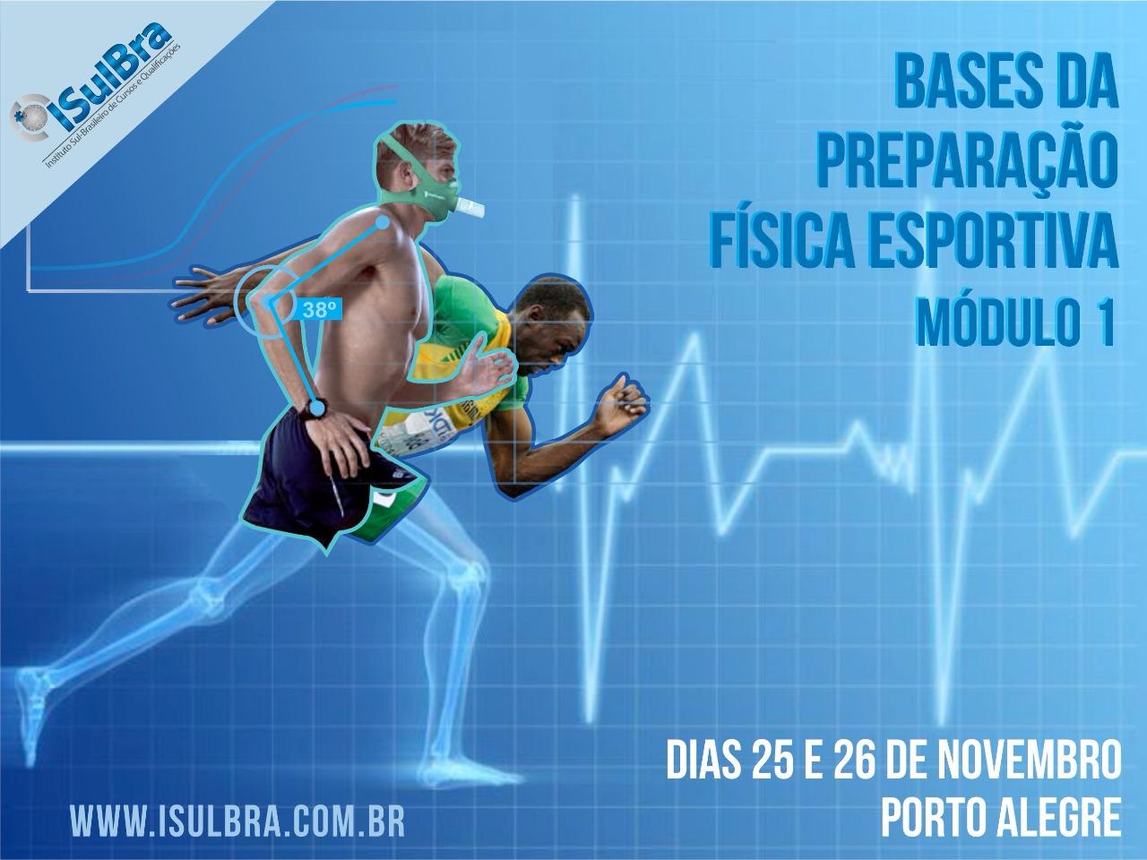 Curso para Bases da Preparação Física Esportiva - Módulo 1.