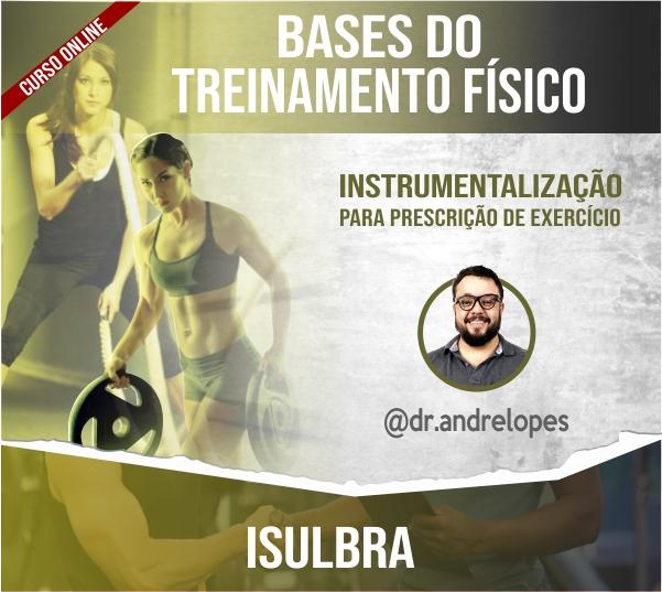Curso para Bases do treinamento físico - curso online