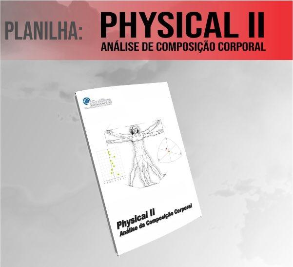 Curso para Physical 2 - Avaliação Antropométrica e Composição Corporal (SEM PRESCRIÇÃO DE TREINAMENTO)