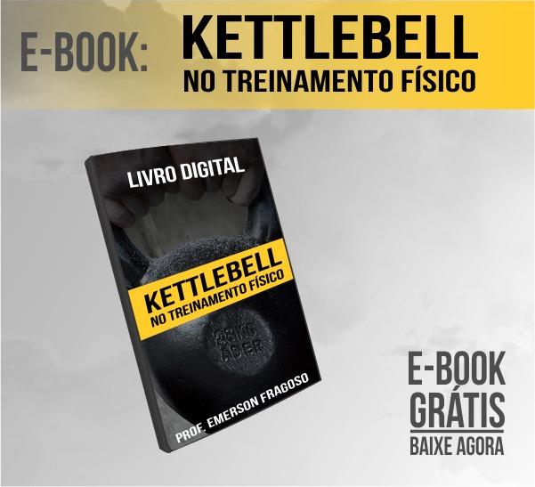 Curso para E-book GRÁTIS Kettlebell