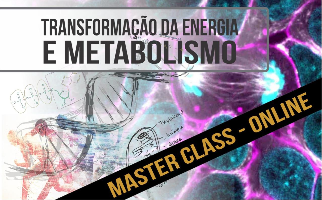 Curso para Metabolismo Energético - Master Class - EAD