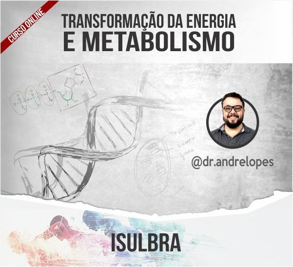 Curso para METABOLISMO ENERGÉTICO - Curso online