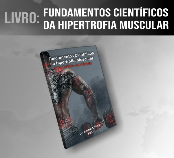 """Curso para Fundamentos Científicos da Hipertrofia Muscular: """"uma análise atualizada""""."""