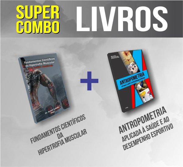 Curso para SUPER COMBO DE LIVRO:  Antropometria + Hipertrofia Muscular