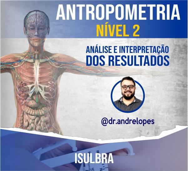 Curso para Análise e interpretação de dados de composição corporal